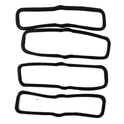 SoffSeal 3051 4-Piece Side Marker Light Lens Gaskets, 1970-73 Camaro