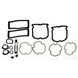 SoffSeal 5371 Paint Seal Gasket Kit for 1971-72 Chevelle