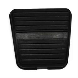 SoffSeal 30961 Clutch Pedal Pad, Camaro/Firebird/Nova