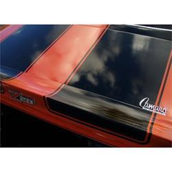 Stencils & Stripes 1051346-A Rally Stripe Stencils, 70-73 Camaro Z/28