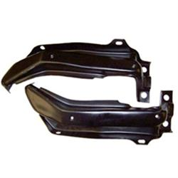 Rear Bumper Brackets for 1962-65 Nova, Pair
