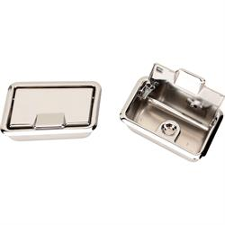 Rear Arm Rest Ash Trays, 1965-67 Nova, Pair