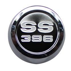 SS 396 Wheel Center Cap, 1969-70 GM, Each