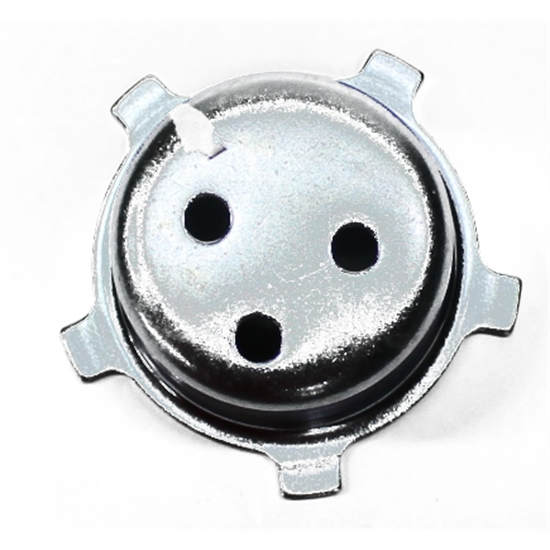 SS Wheel Center Cap Retainer, 1960-70 GM, Each