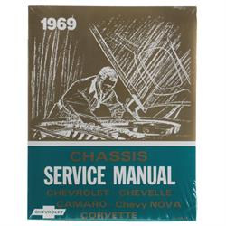 1969 Chevrolet Service and Shop Manual