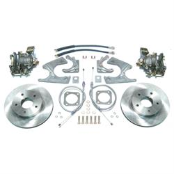 Right Stuff AFXRD01 Rear Disc Brake Conversion Kit, Camaro/Nova