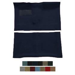 Garage Sale - ACC 1964-1967 Chevy Chevelle 4 Speed Loop Carpet Kit, Dark Blue