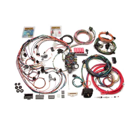 painless wiring 20112 direct fit wiring harness  1970 73