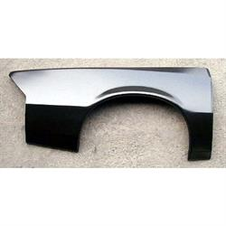 Sherman 699-50R RH Quarter Panel Skin for 1982-92 Camaro, Die Formed
