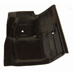 Sherman 705-45CR RH Rear Seat Floor Pan