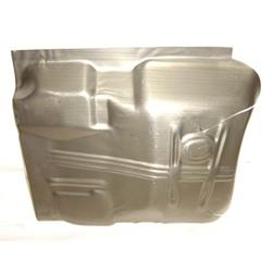 Sherman 705-45L LH Rear Seat Steel Floor Pan