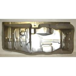 Sherman 705-46CL LH Full Floor Pan, 28 Inch Width, 62 Inch Length