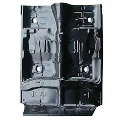 Sherman 705-46TA Reproduction Full Floor Pan Assembly 64-67 GM A Body