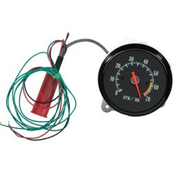 6500 RL Tachometer, 70 Chevelle SS