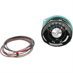 6000 RPM Tachometer, 1964-65 Chevelle