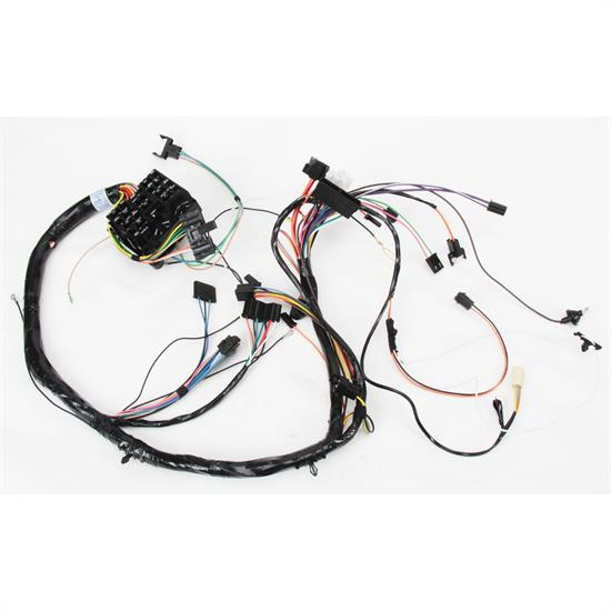 m u0026h electric 39377 dash wiring harness  1970 gm a