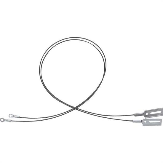 OER 14724 1962-63 Nova Convertible Top Cables