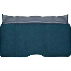 OER 210008 1967-68 Camaro Medium Blue Loop Carpet