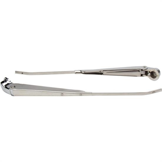 OER GS677 Stainless Steel Wiper Arms, 1967-69 F-Body Convertible