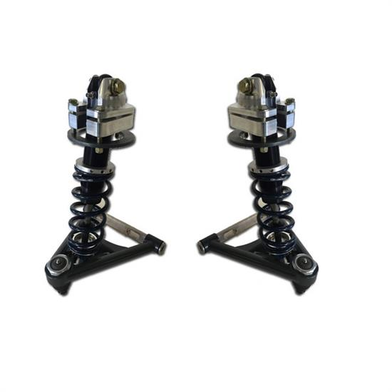 Maier FXXADK0400 Double-Adjustable Race Coilover Kit, 1967-73 Mustang
