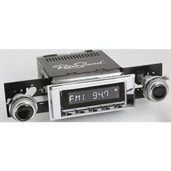 RetroSound RC900C-113-53-73 Classic Radio, 1969 Camaro, Chrome