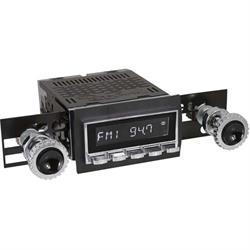 RetroSound RC900C-250-56-76 Classic Radio, 1960-63 GM C/K Truck