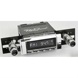 RetroSound RC900C-111-04-74 Classic Radio, 1964-66 GM C/K Truck