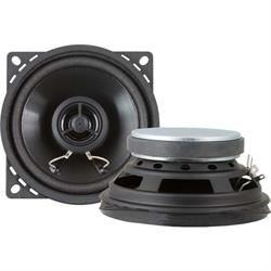 RetroSound S-42 Standard Series Stereo Speakers, 4-1/2 Inch