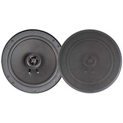 RetroSound R-612 Standard Series Stereo Speakers, 6-1/2 Inch
