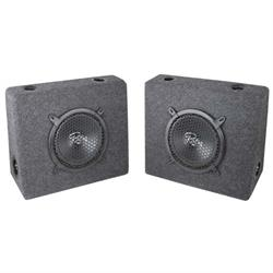 RetroSound R-TB8 Full Range Speaker Enclosure