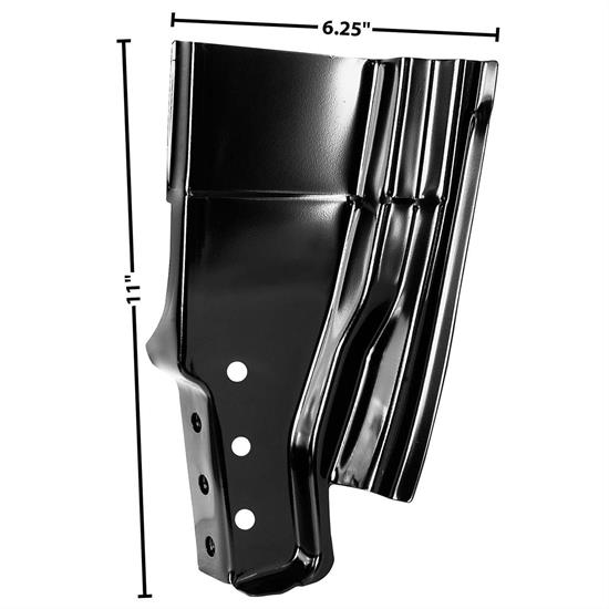 Dynacorn 1102BN Lower Rear Door Panel, RH, 1960-66 Chevy Pickup