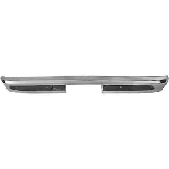 Dynacorn 1116A Rear Stepside Chrome Bumper, 1967-72 Chevy