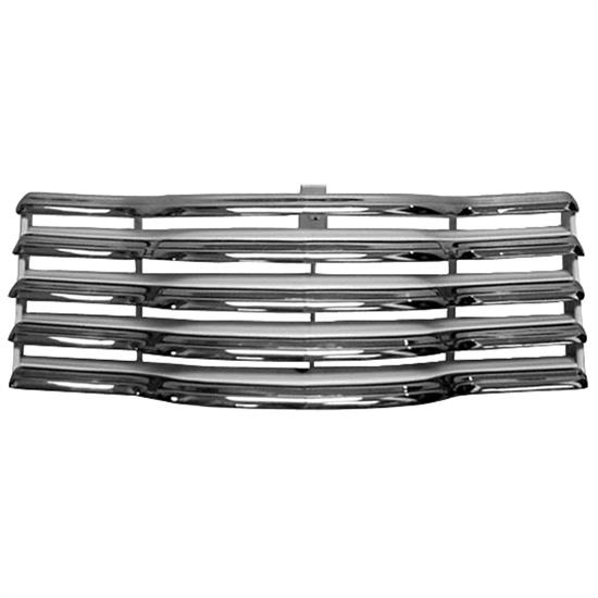 Dynacorn M1137A Grille Assembly, 1947-53 Chevy Pickup, Chrome