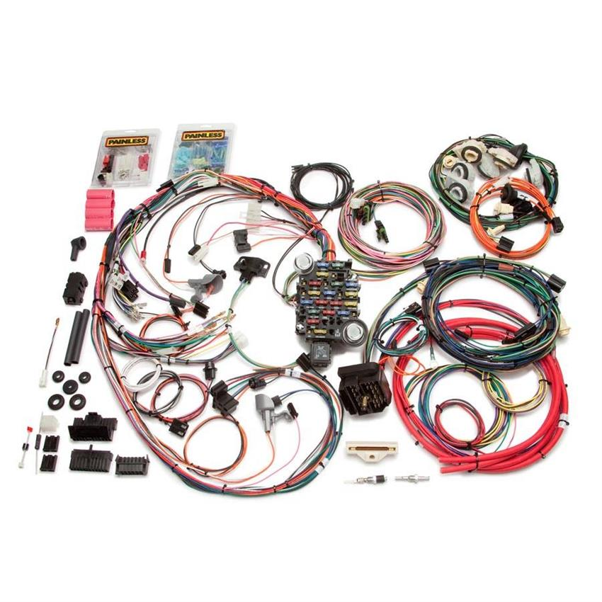 Jeep Painless Wiring Harness from content.speedwaymotors.com