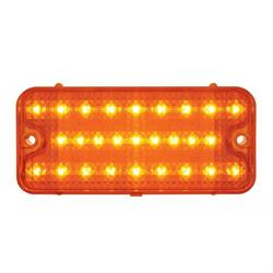 United Pacific CPL6768A Park Light, 67-68 Chevy Truck, Amber, LED