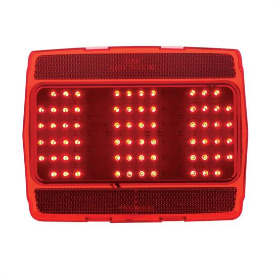 United Pacific 110105 Sequential Tail Light,1964-1966 Mustang,LED
