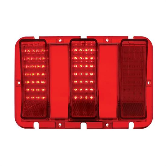 United Pacific 110106 Sequential Tail Light,1967-1968 Mustang,LED