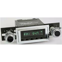 RetroSound HB-117-120-53-73 Hermosa Radio, 1968-1970 Chevelle