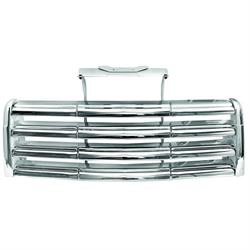 Dynacorn M1137F Grille Assembly 47-54 Chrome GMC