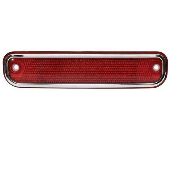 Dynacorn CML7380R Marker Lamp Rear LED Red 73-80 Chevy