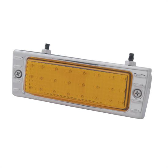 United Pacific CPL4753A-AS 47-53 Chevy Truck Parking Light Assy