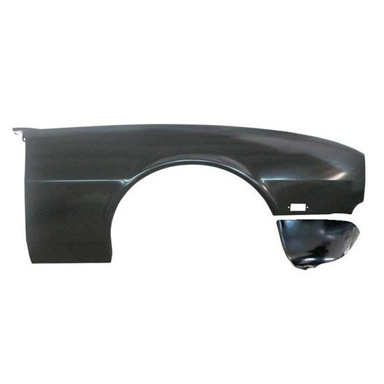 AMD 200-3568-1RS 68 Camaro RS Fender w/ Extension - RH