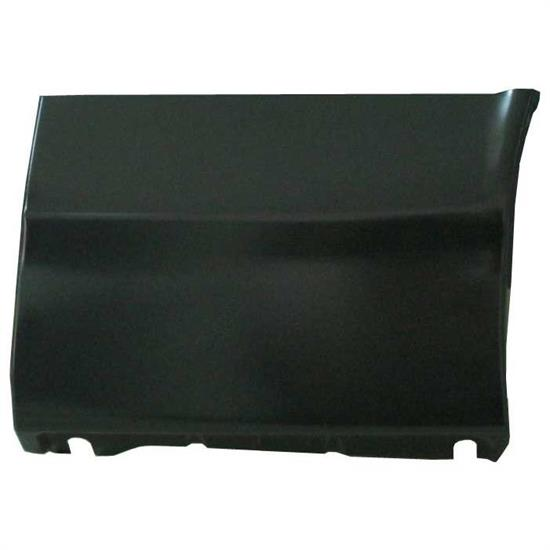 AMD 205-3068-R 68-74 Nova Rear Fender Patch w/ Brace RH