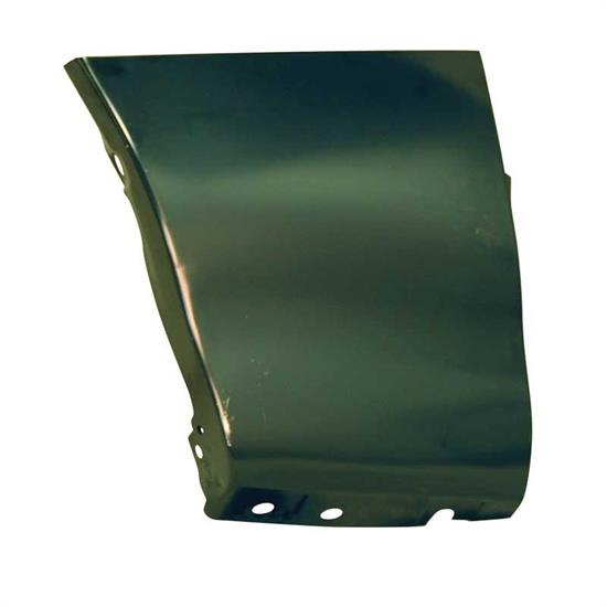 AMD 205-3470-L 70-72 Chevelle Fender Lower Rear Repair Panel, LH