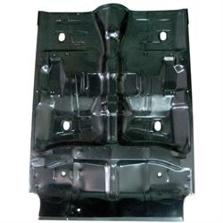AMD 400-3464 64-67 Chevelle Full Floor Pan with Braces, Inner Rockers