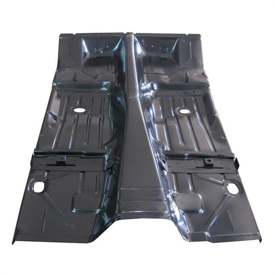 AMD 400-3567 67-69 Camaro Firebird Full Floor Pan with Braces