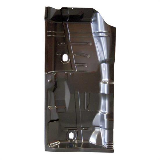 AMD 405-3468-L 68-72 Chevelle Full Length Floor Pan Half - LH