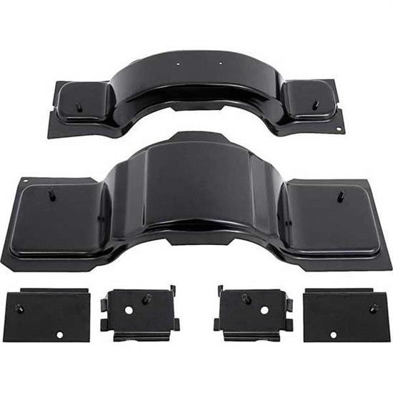 AMD 407-3068-S 68-72 Nova Bucket Seat Mounting Bracket Set