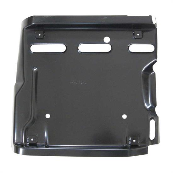 AMD 412-3567-L 67-68 Camaro Firebird Seat Frame Floor Support - LH