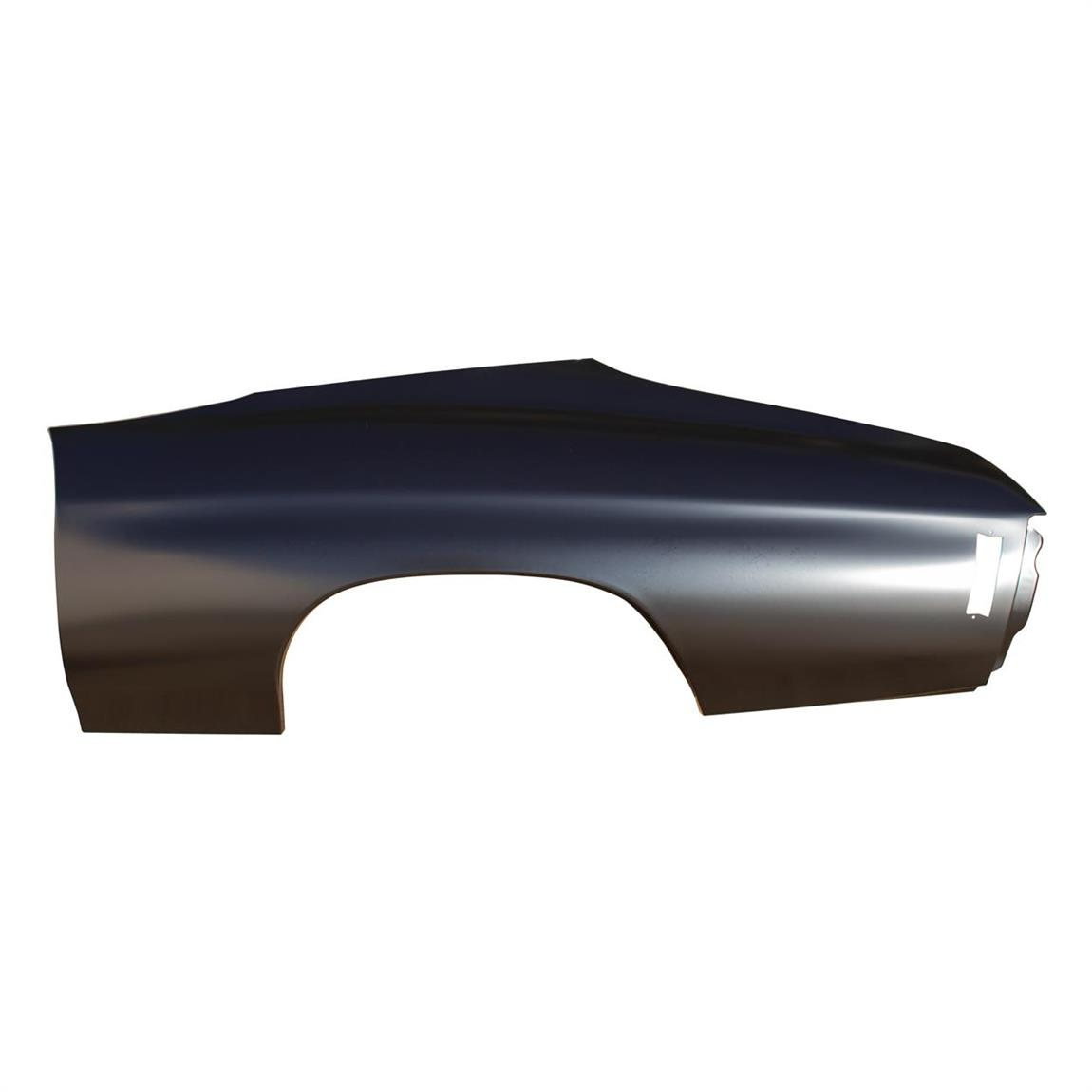 Auto Metal Direct 700-3470-R Full OE-Style Quarter Panel